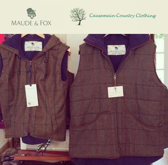 Causemain Country Clothing - New Maude & Fox stockist