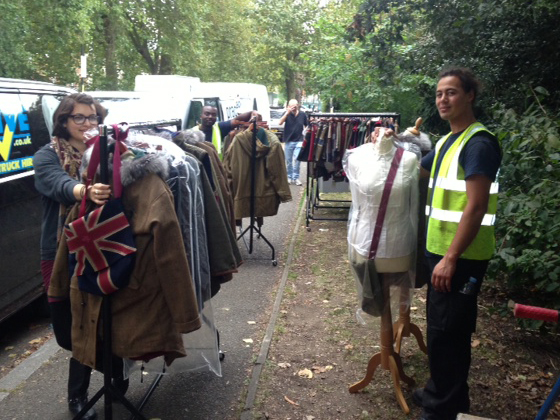 The Country Life Fair: Behind the scenes