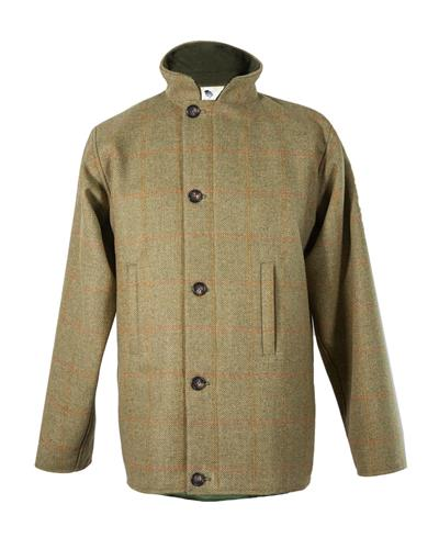 The Romain Mens Tweed Jacket