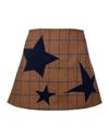 Tweed Skirt For A Star