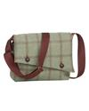 The Tweed Messenger Bag